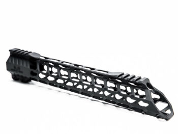 "Buy 13"" KeyMod Handguard Black from Grendel Hunter 