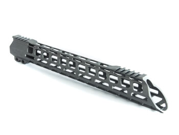 "Buy 15.5"" MLOK Handguard Tungsten from Grendel Hunter 