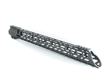 "Buy 19"" MLOK Handguard Tungsten from Grendel Hunter 